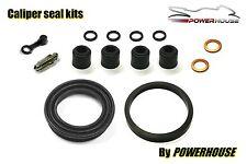 Suzuki GS 750 B 1977 front brake caliper seal repair rebuild kit 77