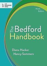 The Bedford Handbook by Diana Hacker and Nancy Sommers (2013, Paperback, New...