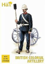Hat industries 1/72 Colonial Wars British Artillery (24 & 4 Cannons)   HAT8210