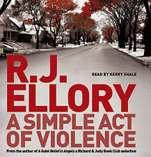 A Simple Act of Violence by R.J. Ellory (CD-Audio, 2...