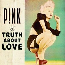 PINK - THE TRUTH ABOUT LOVE (FAN EDITION) CD/DVD NEW