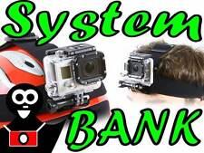 Head Strap Mount GHDS30 Kopfband-Halterung für GoPro Go Pro Hero3 Hero2 Kameras