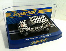 qq H 2911 MINI COOPER NIXON ASSOCIATES No 3  - Scalextric UK -