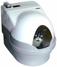 Self-Cleaning Litter Box DOME and SIDEWALLS Only