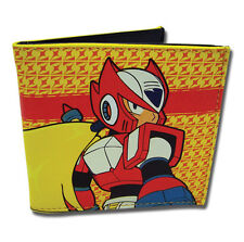 *NEW* Mega Man: X6 Zero Bifold Wallet by GE Animation