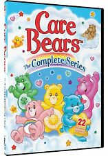 Care Bears Complete Animated Series DVD Set TV Kids Children Cartoon Collection