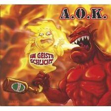 A.O.K. - IM GEISTE SCHLICHT  CD HEAVY METAL NEUWARE