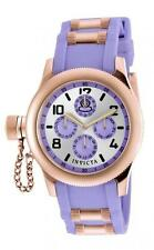 Invicta 19559 Russian Diver Day Date Polyurethane Strap Leftys Womens Watch