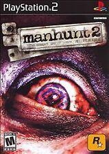 2007 PLAY STATION 2 MANHUNT 2 VIDEO GAME SEALED
