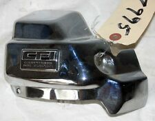 85 GL1200 LTD Goldwing Right Side Chrome CFI Fuel Injector Injection Cover #7995