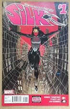 Silk 1 2 3 4 5 6 7 run lot set all 1st prints Spiderman Spider Verse Black Cat