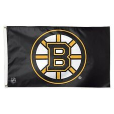 BOSTON BRUINS 3'X5' DELUXE FLAG BRAND NEW FREE SHIPPING WINCRAFT
