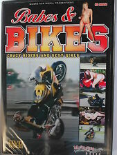 Babes & Bikes - Crazy Riders and sexy Girls - Biker Street Bike, Outlaw, Girls