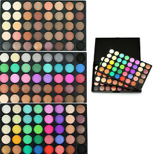 120 colour Pro Women Eyeshadow Palette Makeup Eye Shadow Set Matte Shimmer