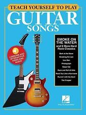 Guitar Songs Sheet Music with Video Lessons ~ Ozzy Osbourne, Judas Priest! HL