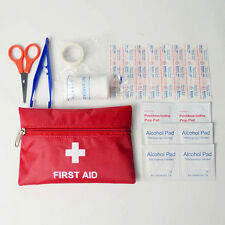 Mini First Aid Kit Medical Bag For Emergency Safety Travel Home Office Bike Car