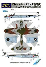 LF Models Decals 1/48 DORINER Do-17E-1 Spanish Nationalist Air Force