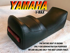 YAMAHA VMAX LE DX 600 VENTURE 1991-96 2up seat cover 500 deluxe touring 518