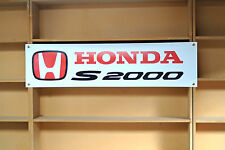 Honda S2000 pvc workshop banner