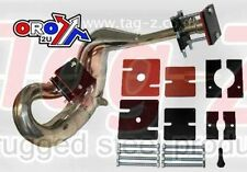 TAG 2-stroke exhaust pipe repair kit / Honda CR 125 250 500 / dent removal kit