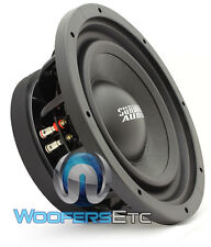 "OPEN BOX SUNDOWN AUDIO SD-3 12 D2 12"" 500W RMS DUAL 2-OHM SHALLOW SUBWOOFER"
