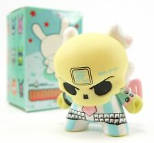 Kidrobot Dunny Series 4 HUCK GEE Miami Skullhead AP Edition of 25 Signed Chase