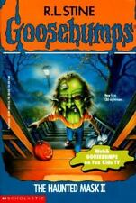 Goosebumps: The Haunted Mask II No. 36 by R. L. Stine (1995, Paperback) NEW!
