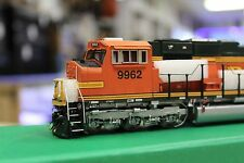 Overland Models OMI 6622.1 BNSF #9962 SD70MAC Heritage II Brass Train NIB