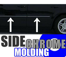 CADILLAC2 CHROME DOOR SIDE MOLDING TRIM All Models
