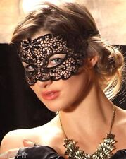 Masque dentelle sexy fantasy gothique/ Halloween/ soirée/ masquerade lace mask