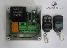 Kit émetteur récepteur commande sans fil volet roulant porte garage R-MASTER