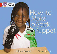 How to Make a Sock Puppet? Workbook by HarperCollins Publishers (Paperback,...