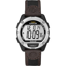 "Timex T49948, Men's ""Expedition"" Digital Nylon Watch, Indiglo, Alarm, T499489J"