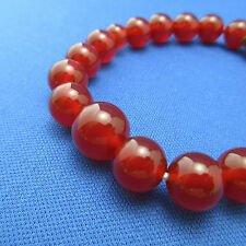 Red Agate Stone Bracelet Japanese Juzu Rosary Prayer beads Zen Cool Kyoto