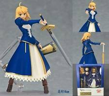 Anime Figma EX-025 Saber Dress Version Fate/Stay Night PVC Action Figure No Box
