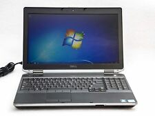 "Dell Latitude E6530 15.6"" Core i5-3360M 2.8GHz 8GB 1TB Win 7 1600x900 Laptop"