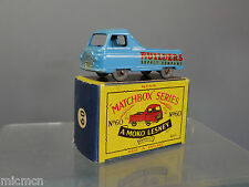 MATCHBOX MOKO LESNEY MODEL No.60a MORRIS J2 PICK-UP  VN MIB