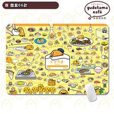 Gudetama Lazy Egg Mouse Pad Animation Mat Table Mat 30*25cm #C