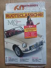 RUOTECLASSICHE Ruote Classiche 221 Maggio 2007 +allegato Quattroruote Blisterato