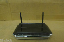 Belkin - N Wireless Modem Router - F5D8633-4 - NO AC ADAPTER