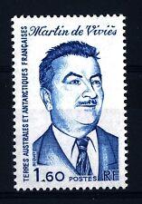 TAAF - 1983 - Omaggio a Paul Martin de Viviès
