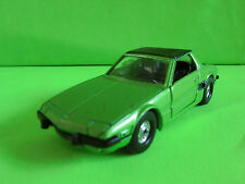 CORGI TOYS  1:36  FIAT X1/9        RARE SELTEN IN GOOD CONDITION