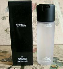 BNIB 100% Authentic MAC Prep & Prime Fix + Plus Setting Spray 100ml