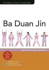 Chinese Health Qigong: Ba Duan Jin : Eight-Section Qigong Exercises by...
