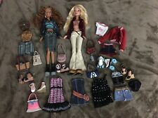 My Scene Barbie And Madison dolls And Fashions