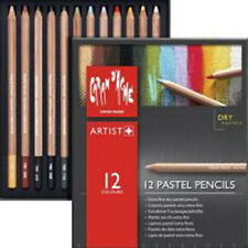 Caran D'ache Pastel Pencils - Set of 12