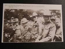 CARTE POSTALE REPRODUCTION GUERRE soldiers in france