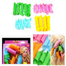 Magic Hair Curlers Styling Perm Ringlets Rollers DIY Wave Curl Styles 18PCS/Set