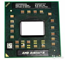 Laptop CPU Processor AMD Athlon II 2GHz AMM300DB022GQ HP Pavilion G61 OEM AMD