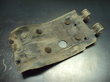 87 1987 HONDA TRX 350 TRX350 FOUR WHEELER SKID PLATE BELLY PAN ENGINE MOTOR